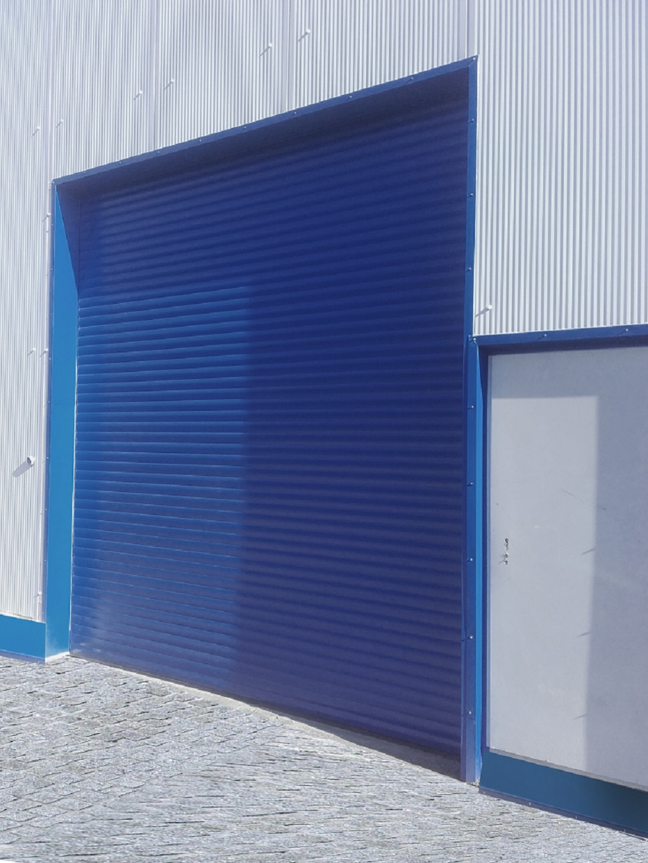 Brama rolowana przemyslowa 4