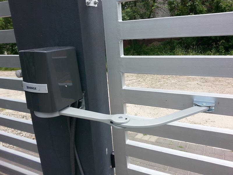 Automatyka do bram wjazdowych dabrowa gornicza
